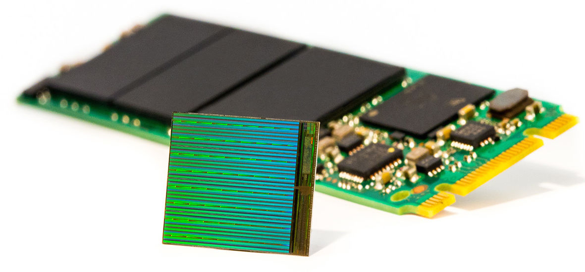Micron-and-Intel-New-3D-NAND-Flash-Memory