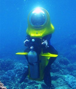 Mini-Submarine,-The-Underwater-Scooter-3