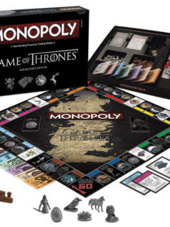 Monopoly - Game Of Thrones Edition 1