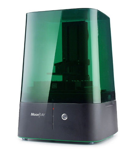 MoonRay Best Desktop 3D Printer 1