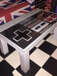 NINTENDO Control Pad Coffee Table