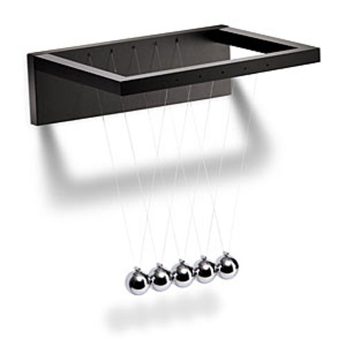 Newton's Cradle Fridge Magnet 1