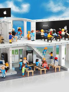 PLAYMOBIL(TM) Apple Store Playset