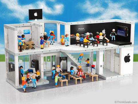 PLAYMOBIL(TM) Apple Store Playset