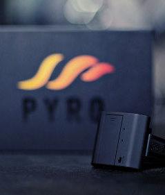 PYRO Fireshooter 1