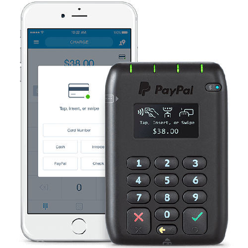 Paypal Mobile Card Reader 1