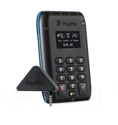 Paypal Mobile Card Reader 2