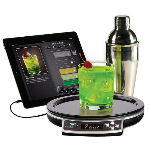 Perfect drink app controlled smart bartending agazoo for App cocktail