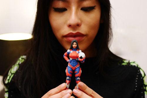 Personalized Superhero Figurines 4