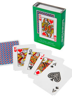 Playing Cards Windows 3.0 version of Solitaire