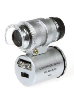 Pocket Microscope Magnifier Jeweler Loupe 1