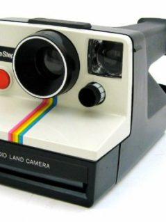 Polaroid OneStep SX-70 Instant Camera 1