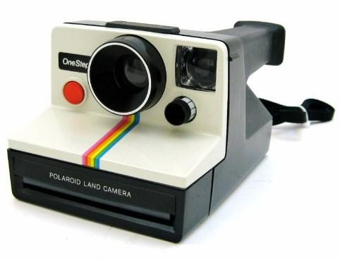 Polaroid OneStep SX-70 Instant Camera - Agazoo