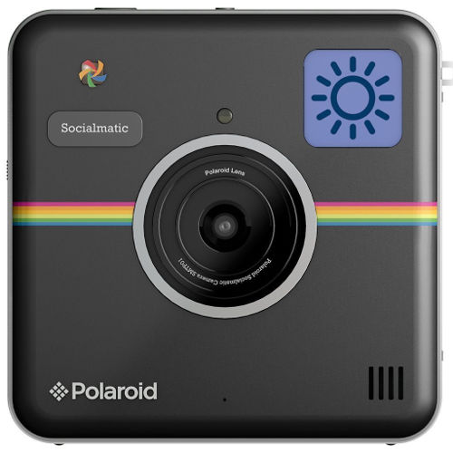 Polaroid Socialmatic Instant Camera 1