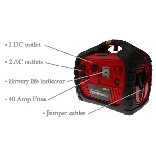 Power Dome EX Compact Generator 3