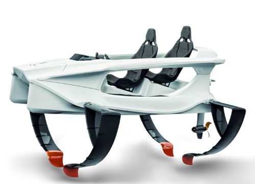 Quadrofoil - Electric Hydrofoiling Watercraft 3