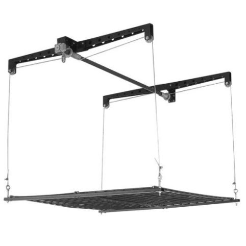 Racor Cable-Lifted Storage Rack 3
