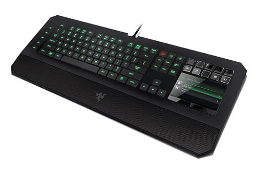 Razer Deathstalker Ultimate Keyboard 1