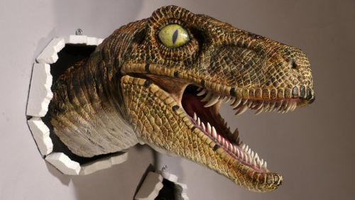Realistic Wallbursting Velociraptor Amp Claw Set Agazoo