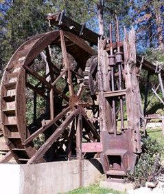 Rebuild Water Wheel 1