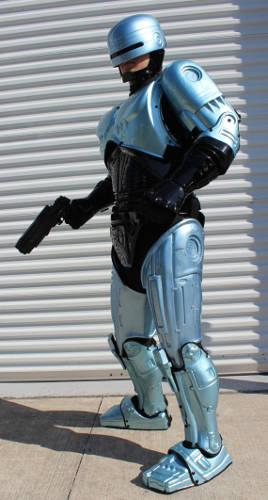 Robocop 1987 Costume - Agazoo Robocop 1987 Suit