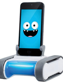 Romo App-Controlled Robot For iOS Devices 1