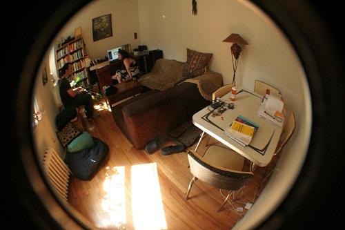 Shomer-Tec Reverse Peephole Viewer 4