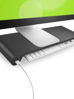 Space Bar Keyboard Organizer 1