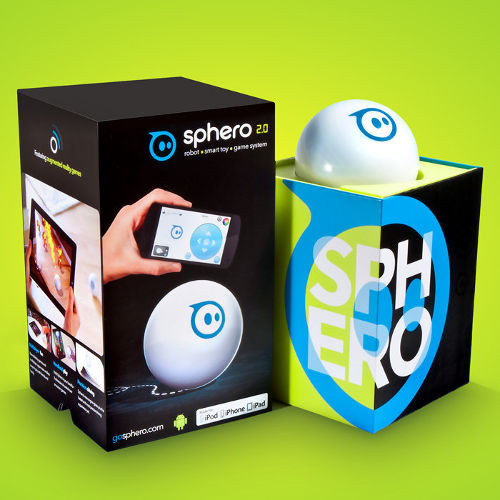 Sphero 2.0 App-Controlled Wireless Robotic Ball 5