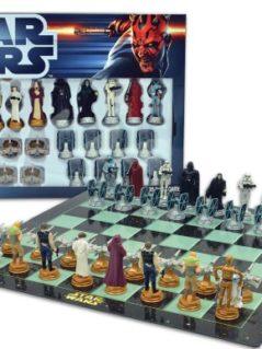 Star Wars Chess Set 1