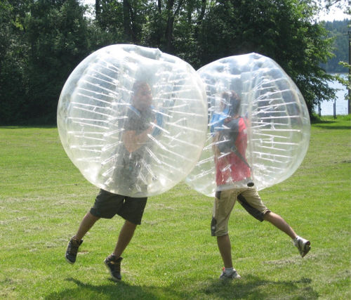 Super Discount On Bubble Soccer Balls 1