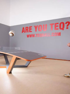 Teqball Sport Table 1