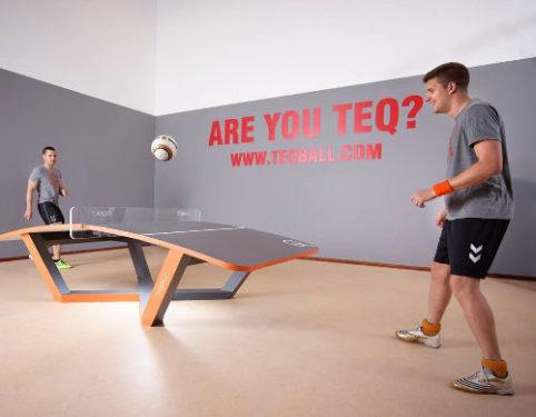 Teqball Sport Table 1