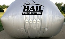 Hail Protection Car Cover >> Patented Hail Protector Car Cover System