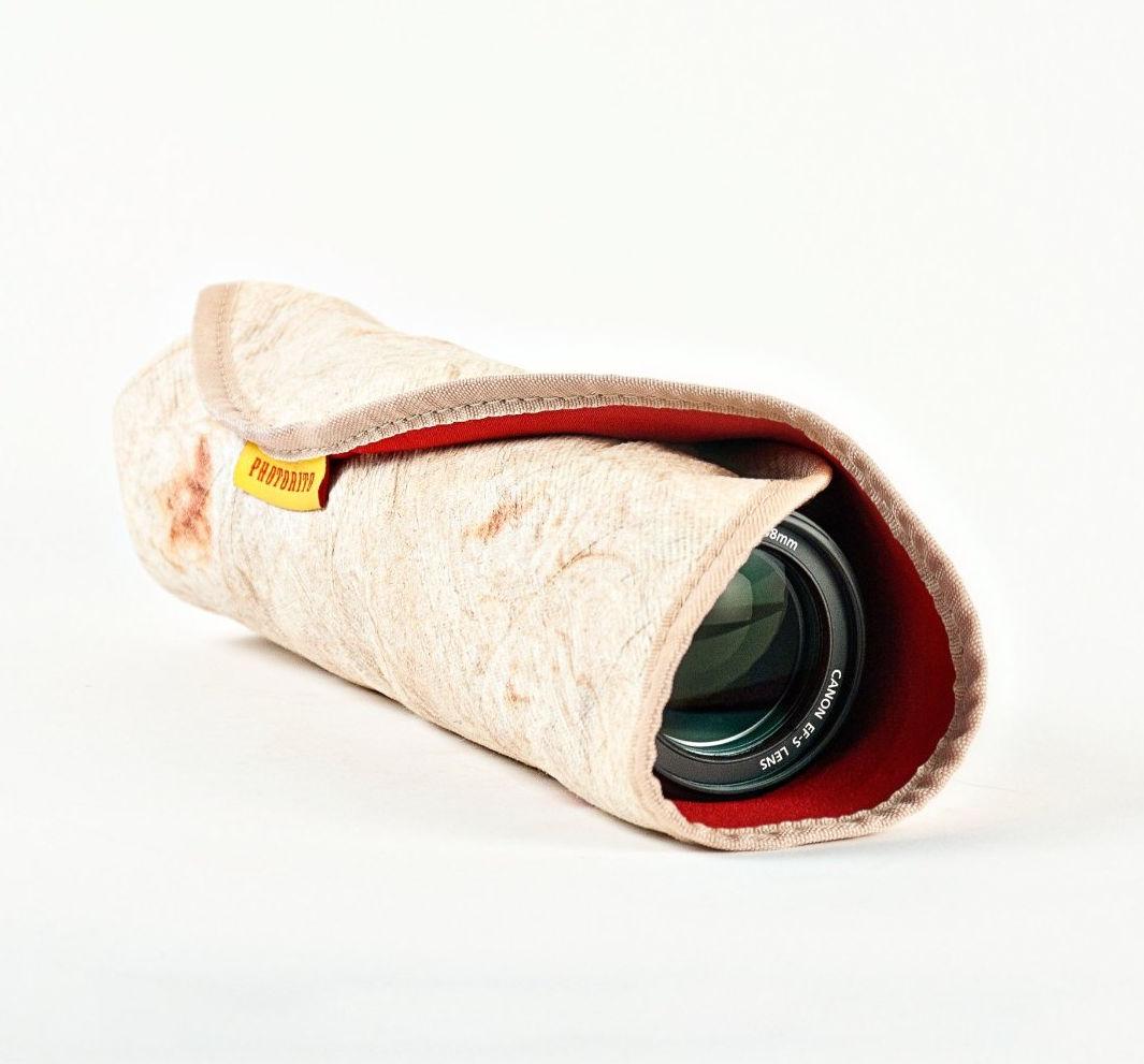 The Photorito Lens Wrap » COOL SH*T i BUY