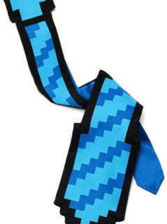 The ThinkGeek 8-bit Tie 1
