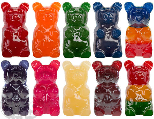 The World's Largest Gummy Bear 2