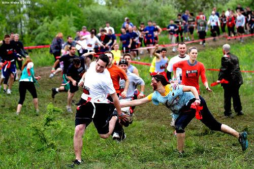 The Zombie Run 2
