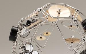 The amazing Raijin Drum Kit Prototype 3