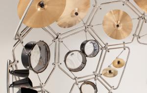 The amazing Raijin Drum Kit Prototype 5