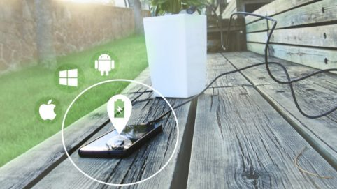 The first plant pot that charges your phone! 2
