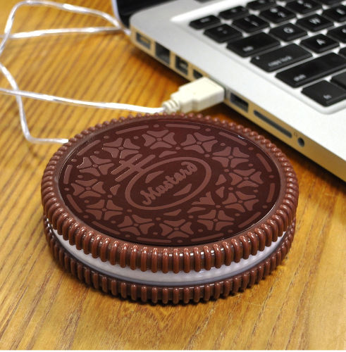 USB Powered Cookie Mug Warmer 1