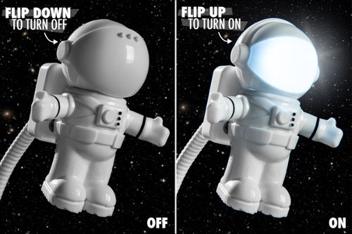 USB Spaceman Light 3
