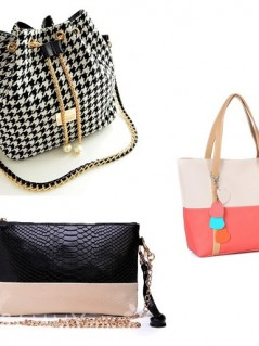 Up to 47 percent off on Selected Bags & Accessories!