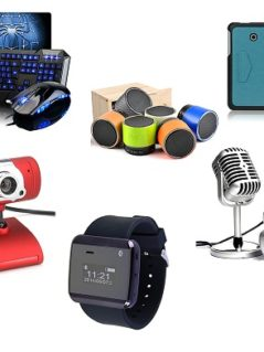 Up to 70 percent off on Computer Gadgets!