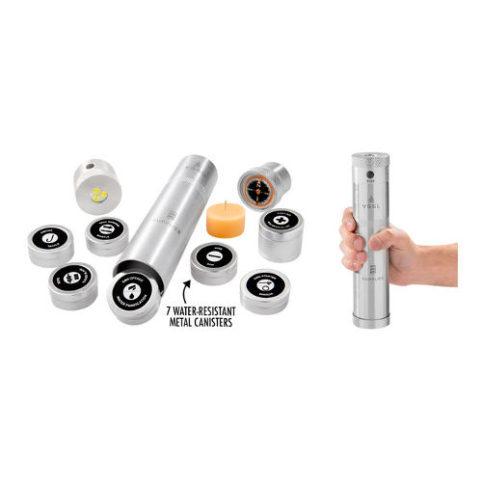 VSSL Survival Kit And Flashlight 2