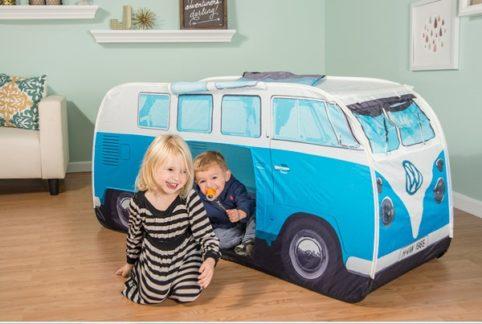 VW Design Kid's Play Tent 1