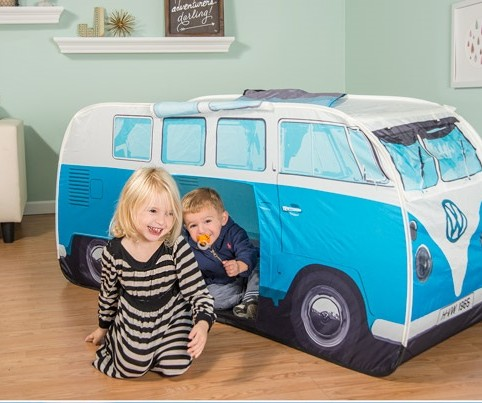VW Design Kid's Play Tent 1