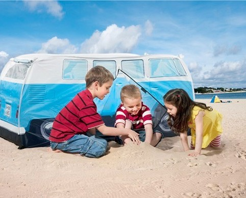 VW Design Kid's Play Tent 2