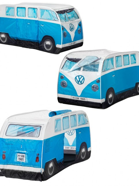 VW Design Kid's Play Tent 3